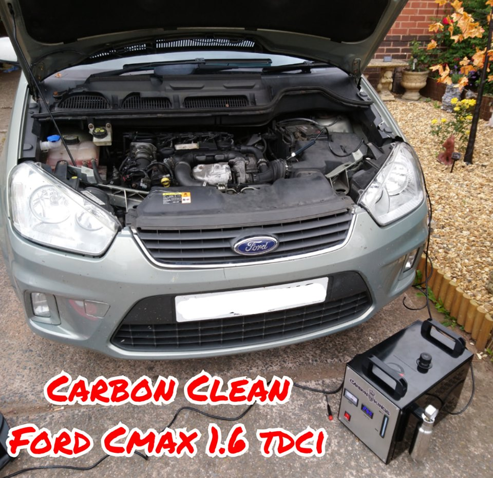 Ford CMAX 1.6 TDCI carbon clean