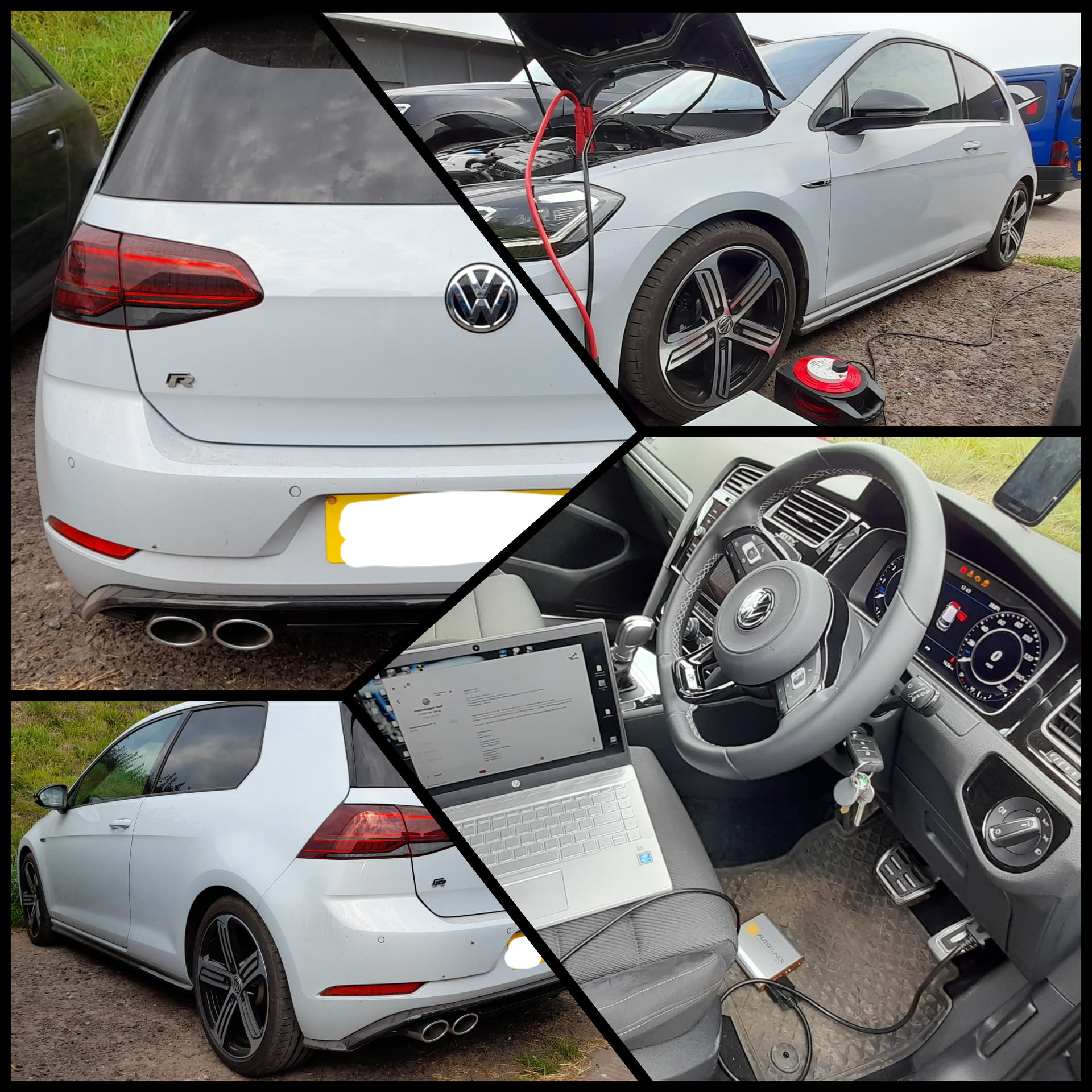 Volkswagen Golf R Carbon Clean